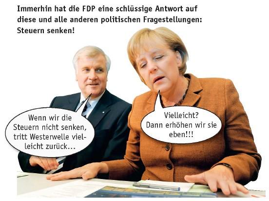 Satire Merkel