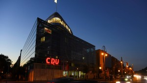 Kann eine Doppelspitze die CDU retten?