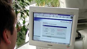 Neuer PC-Wurm stiehlt Paßwörter fürs Online-Banking