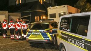 Festgenommener Bundeswehr-Offizier hatte auch radioaktives Material