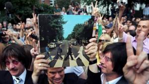 Beatlemania auf der Abbey Road