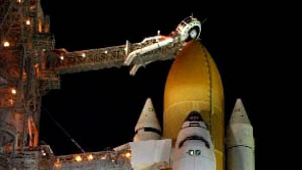 Endeavour bleibt am Boden: Wieder Panne beim Space Shuttle