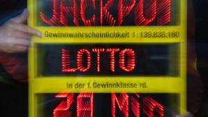 Das Lottofieber steigt