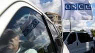 OSZE-Beobachter in der Ukraine getötet
