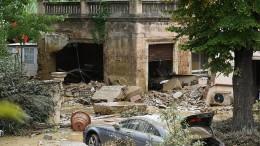 Mindestens sieben Tote nach Unwettern in der Toskana