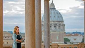 Der Vatikan wird weiblicher