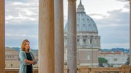 Barbara Jatta leitet seit Anfang des Jahres die Vatikanischen Museen. Im Kirchenstaat eine kleine Revolution.