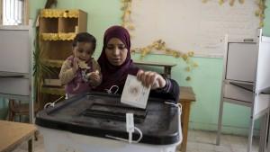 Nichtwählern in Ägypten droht Strafe