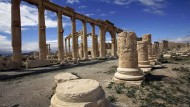 Armee schlägt IS-Kämpfer bei Palmyra zurück