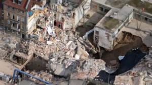 Bauarbeiter retteten Menschenleben