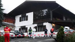 Fünf Menschen in Kitzbühel getötet