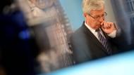 Bremer Bürgermeister Böhrnsen verzichtet auf Wiederwahl
