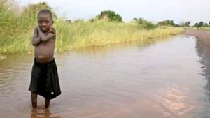 Tropensturm zerstört Urlauberparadies in Moçambique