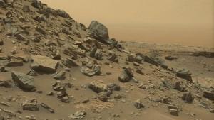 Auf dem Mars sieht es aus wie im Nationalpark