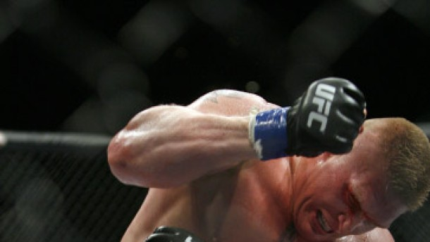 freefight: Brock Lesnar, Randy Couture