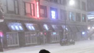 Amerika versinkt im Schnee
