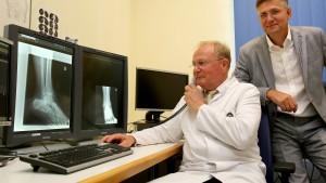 Bald kommt die Erstdiagnose via Smartphone