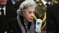Belgien verliert seine Königin Fabiola