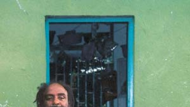 Der Rastafari-Laden von Äthiopien