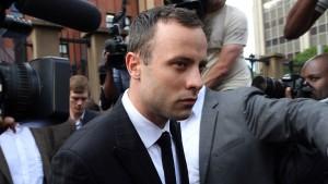 Es geht immer nur um Herrn Pistorius