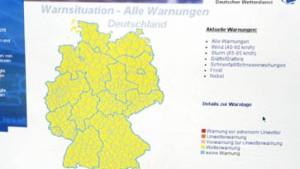 Deutscher Wetterdienst erweitert Unwetter-Warnungen
