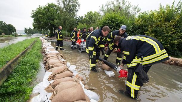 Hochwasser Keine Entwarnung In Hildesheim Ungl Cke Faz