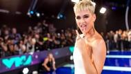Katy Perry moderierte die Veranstaltung – und wurde dabei politisch.
