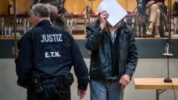 Drei Angeklagte zu mehrjährigen Haftstrafen verurteilt