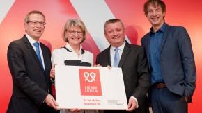 Vorstellung der neuen Aids Präventions Kampagne
