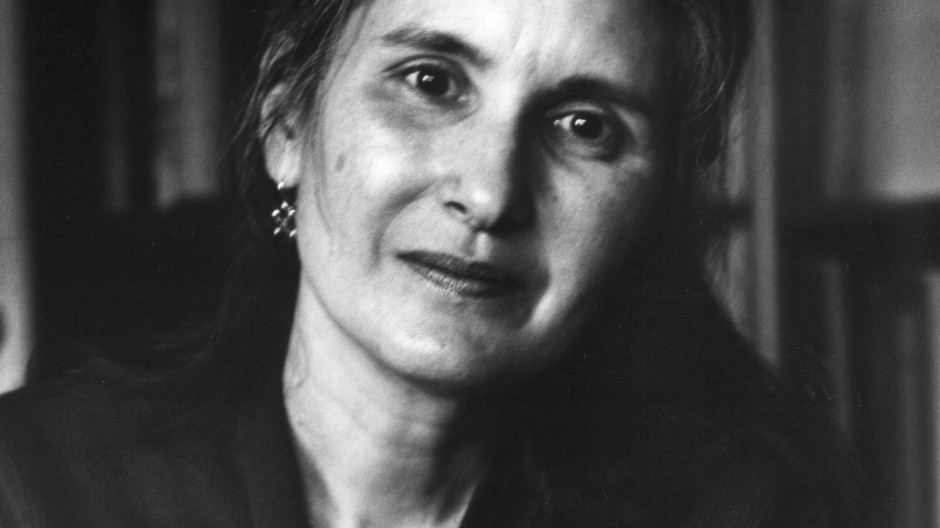 Wissenschaftshistorikerin und 2019 emeritierte ehemalige Direktorin am Max-Planck-Institut für Wissenschaftsgeschichte in Berlin: Lorraine Daston