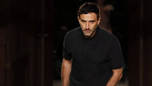 Riccardo Tisci verlässt Givenchy
