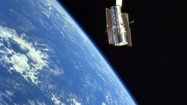 Hubble kommt in die Kinos