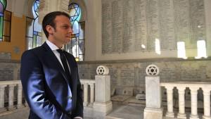Präsident Macron besucht Algerien – die Presse darf nicht mit