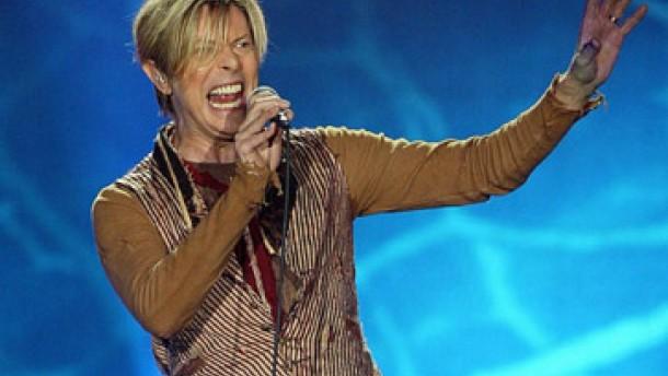 Bowies Herzschmerz
