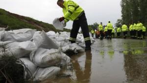 Die Oderflut hat ihren Höhepunkt erreicht