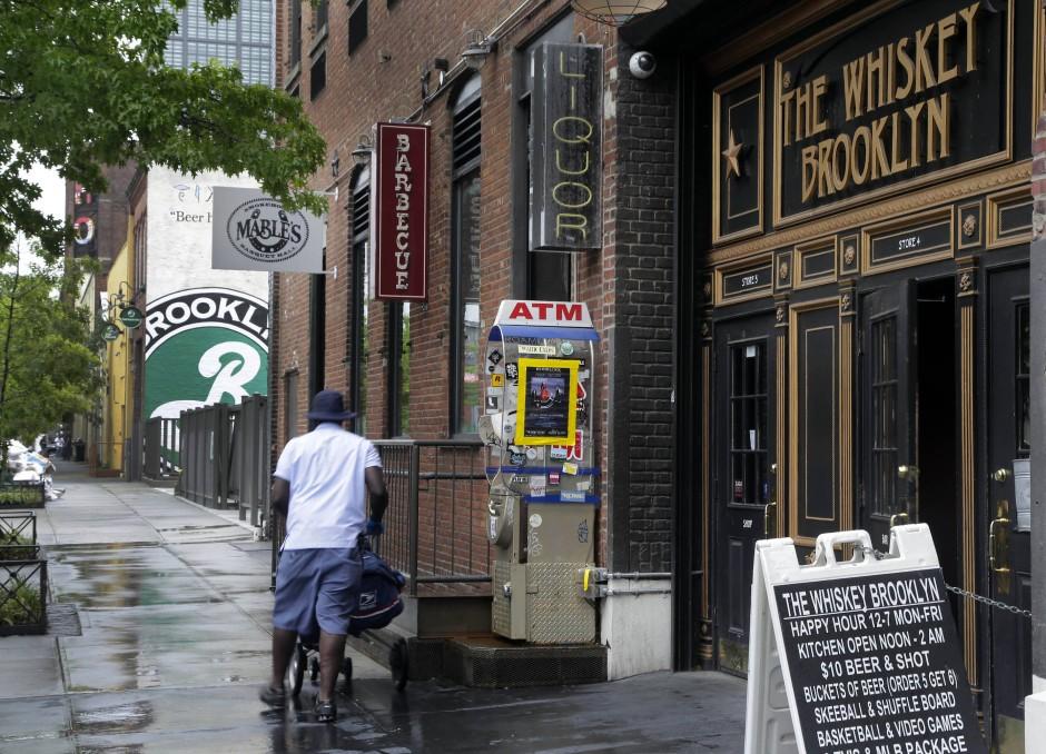 """Das Kopenhagener Noma, für viele das weltweit beste Restaurant, lässt bei der """"Brooklyn Brewery"""" in New York brauen."""