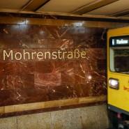 Die Haltestelle Mohrenstraße soll demnächst in Glinkastraße umbenannt werden.