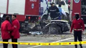 Zwei Menschen sterben bei Explosion einer Autobombe im Baskenland