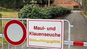 Panik in Niedersachsen