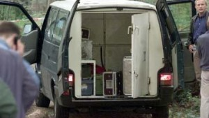 Frankfurter Geldtransporter-Fahrer festgenommen