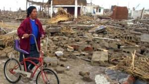 In Südamerika droht das große Beben