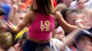 Neue Route für die Loveparade