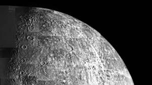 Merkur in Sicht