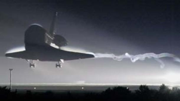 Sichere Landung: Atlantis-Mission beendet