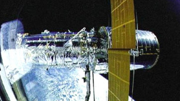 Flug zum Hubble-Teleskop verschoben