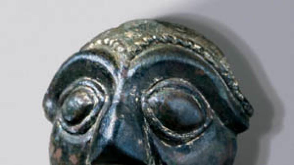 Kunsthalle Schirn Rätselhafte Kelten