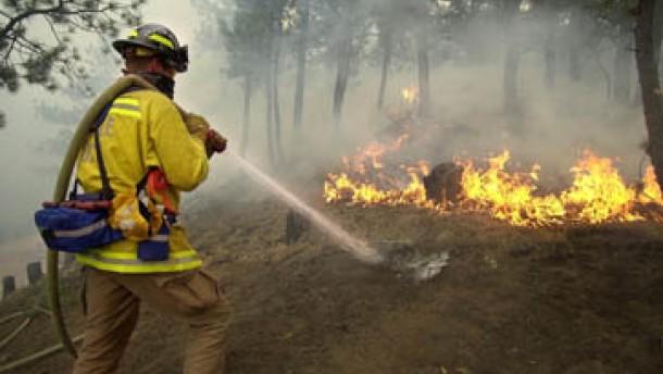 Wald- und Buschbrände erreichen Vororte Denvers