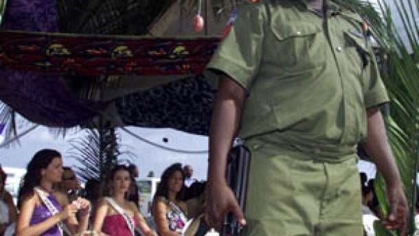 Miss-World-Wahl nach blutigen Unruhen verlegt