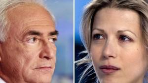 Strauss-Kahn muss sich Doppelvernehmung stellen