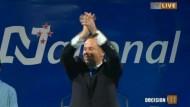 John key bleibt Neuseelands Ministerpräsident